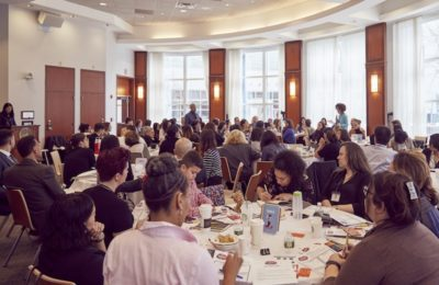 In March 2018, Latina Circle convened over 100 leaders and many of our partner organizations to address the most pressing issues affecting the state's Latinx community and foster the relationships to table these issues collectively.